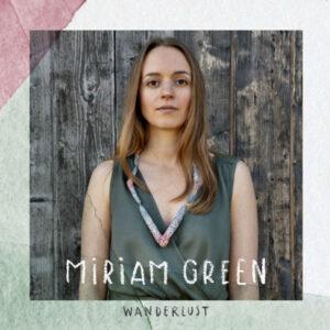 Cover Wanderlust von Miriam Hanika.