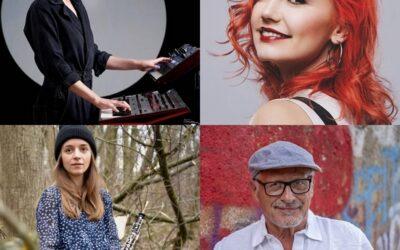 Konstantin Wecker presents: Tamara Banez, Sarah Straub & Miriam Green