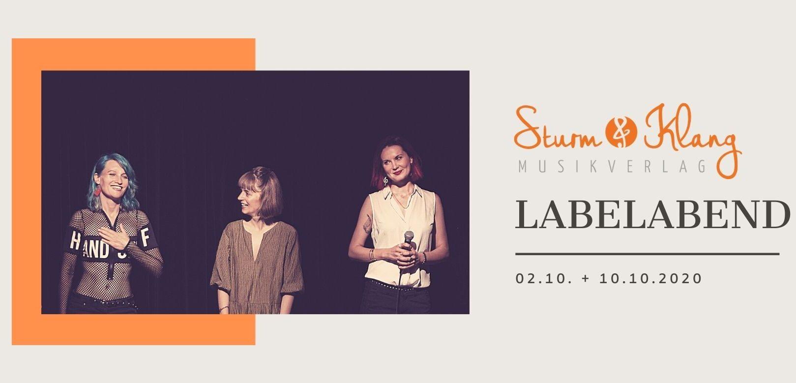 Sturm und Klang - Labelabend