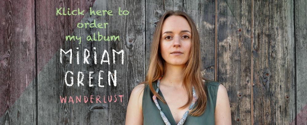 """Hier klicken und Miriam Hanikas Album """"Wanderlust"""" bestellen."""