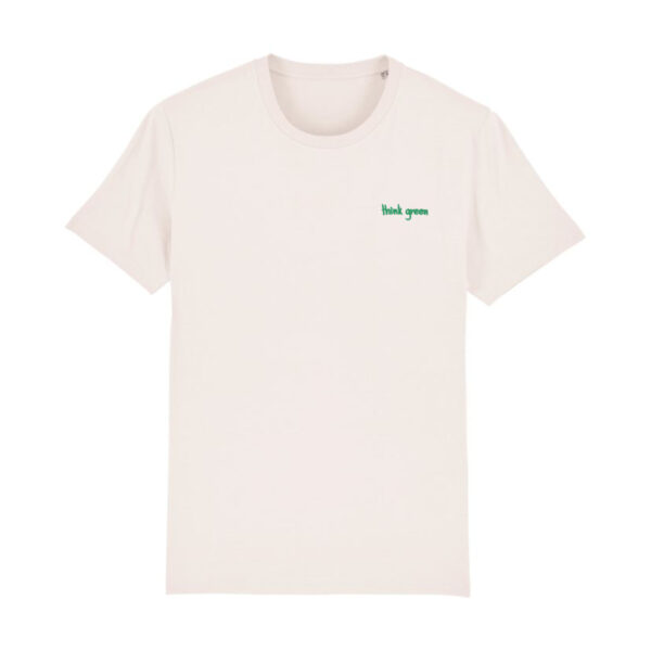 T-Shirt Think Green Eco Öko
