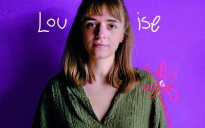 Happy Release-Day Louise!