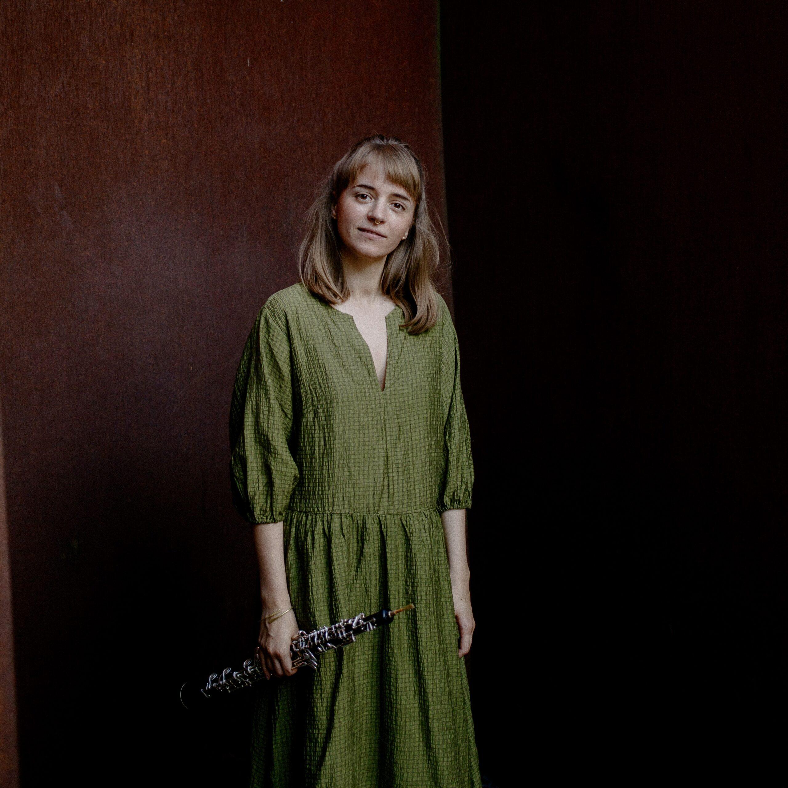 Miriam Hanika bekam das Musikstipendium und ist nominiert für den deutschen Preis der Schallplattenkritik