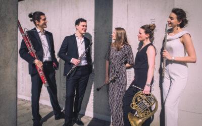 Dandelion-Quintett: Das erste Album